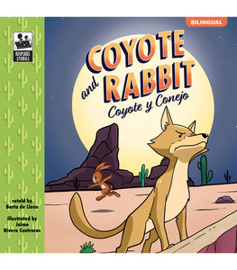 Keepsake Stories Coyote and Rabbit