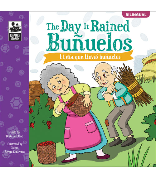 Keepsake Stories Day It Rained Buñuelos