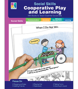 Social Skills Mini-Books Cooperative Play and Learning