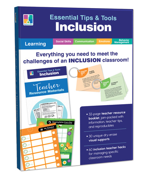Essential Tips & Tools: Inclusion