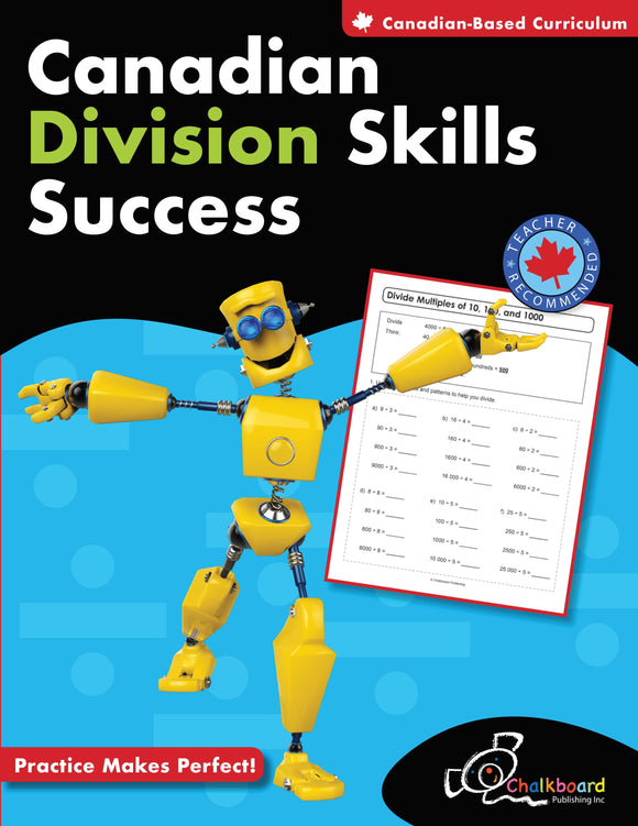 CANADIAN DIVISION SKILLS SUCCESS 3-4