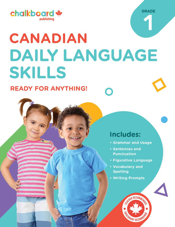 CANADIAN DAILY LANGUAGE SKILLS 1