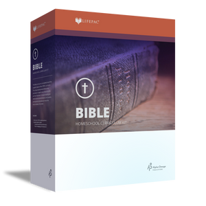 Lifepac Bible 8th Grade Complete Set