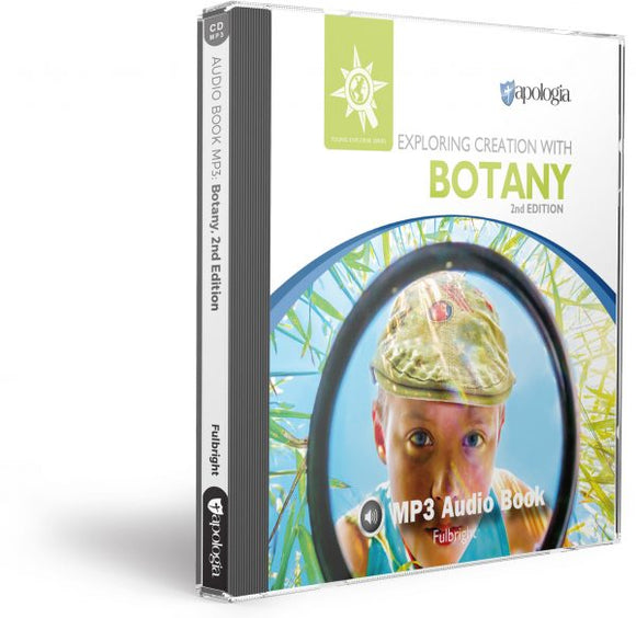 Botany 2nd Ed, MP3 Audio CD