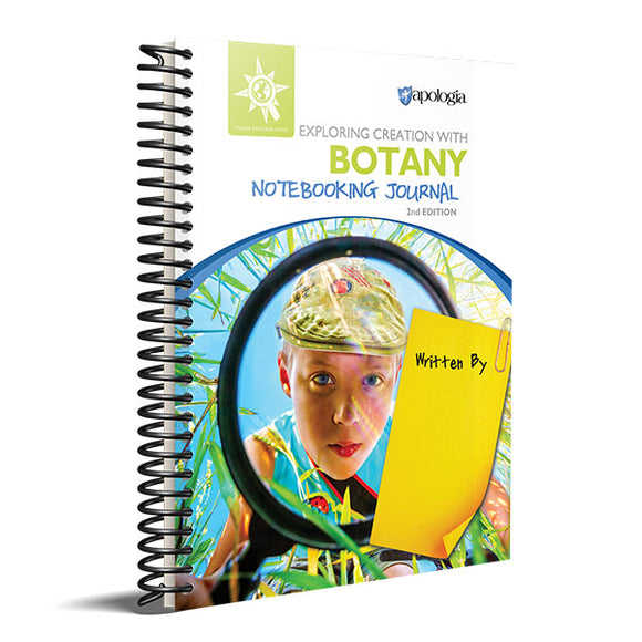 Botany 2nd Ed, Notebooking Journal