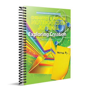 Chemistry & Physics Notebooking Journal