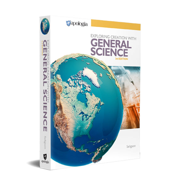 General Science 3rd Ed, Softcover Student Text