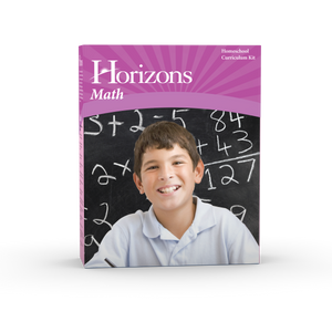 Horizon's Math 6th Grade Complete Set