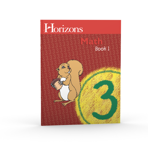 Horizon Math 3rd Grade Student Book 1