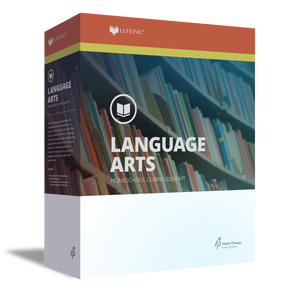 Lifepac  English III 11th Grade Complete Set