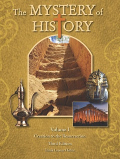 Mystery of History Volume I (3rd Edition) Student Reader with Companion Guide Download