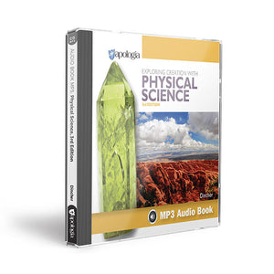 Physical Science 3rd Ed, MP3 Audio CD