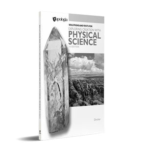 Physical Science 3rd Ed, Solutions Manual