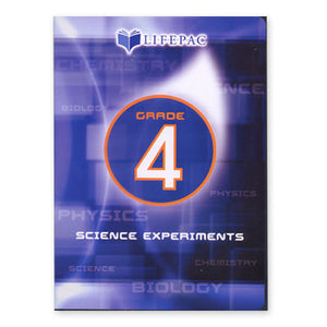 Lifepac 4th Grade Science Experiment DVD