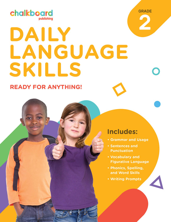 CANADIAN DAILY LANGUAGE SKILLS 2