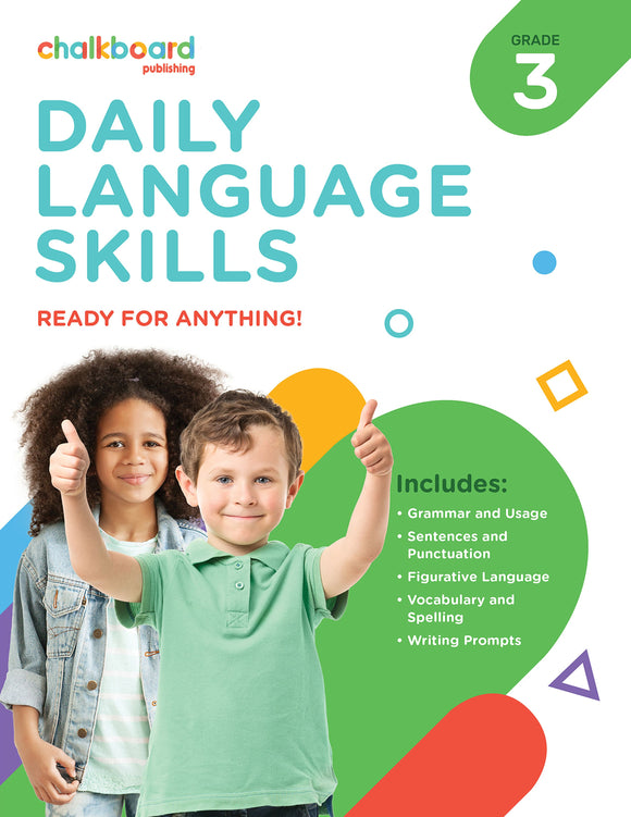 CANADIAN DAILY LANGUAGE SKILLS 3