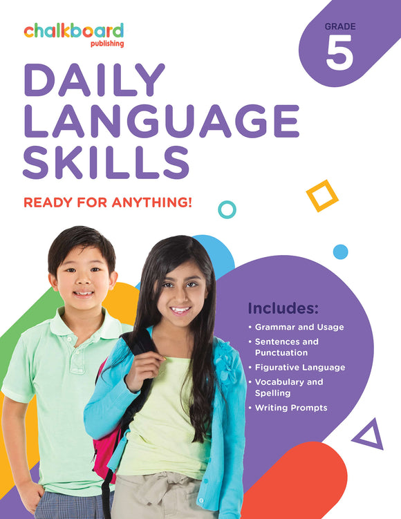 CANADIAN DAILY LANGUAGE SKILLS 5