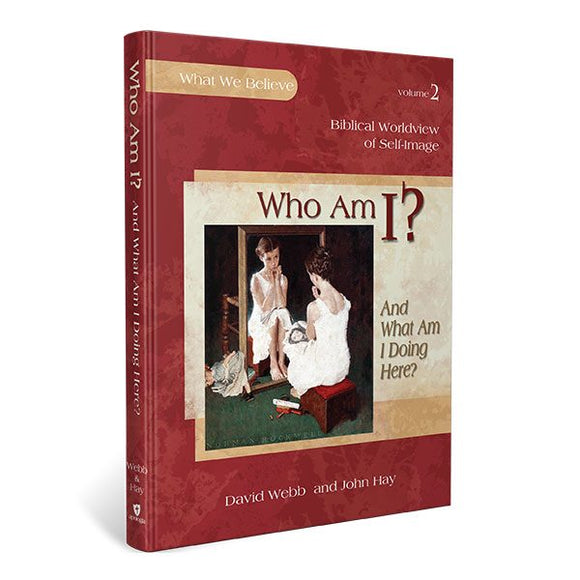 Who Am I? Student textbook