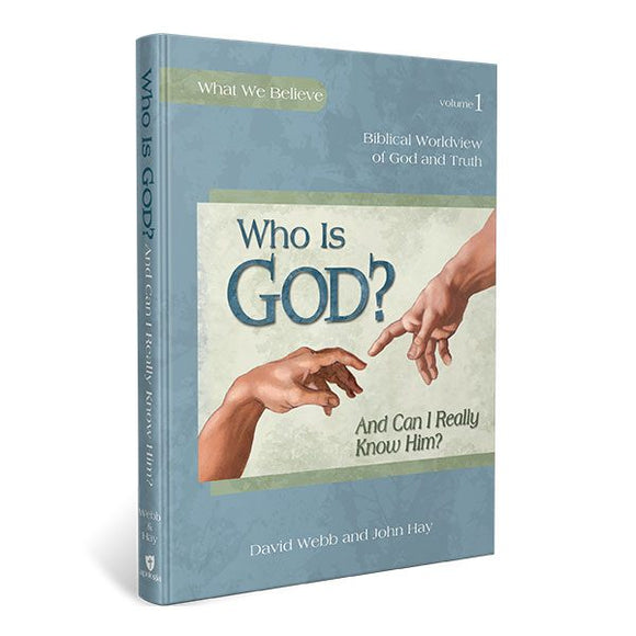 Who Is God? Student textbook