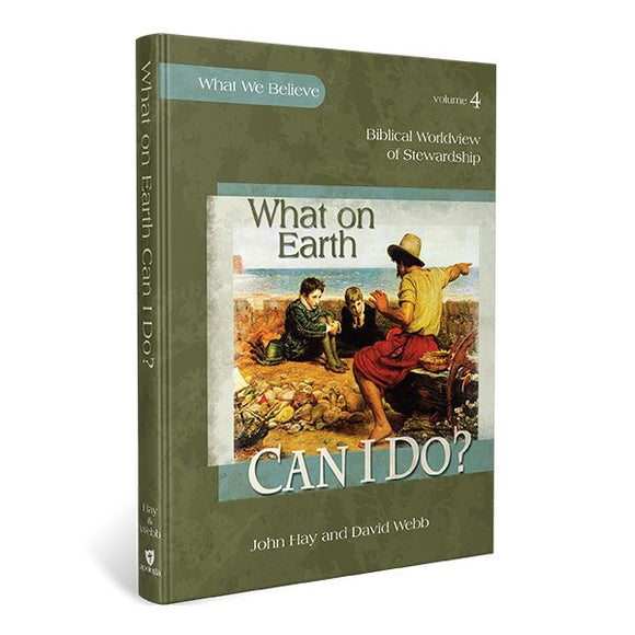 What on Earth Can I Do? Student Textbook