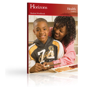 Horizons Health 5th Grade Student Book