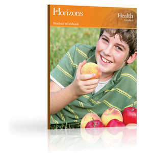 Horizons Health 6th Grade Student Workbook