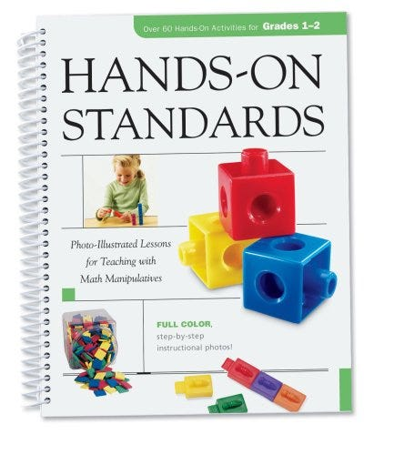 Hands-On Standards® Handbook, Grades 1–2