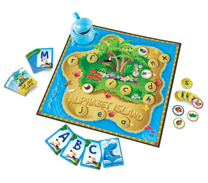 Alphabet Island™ A Letters & Sounds Game