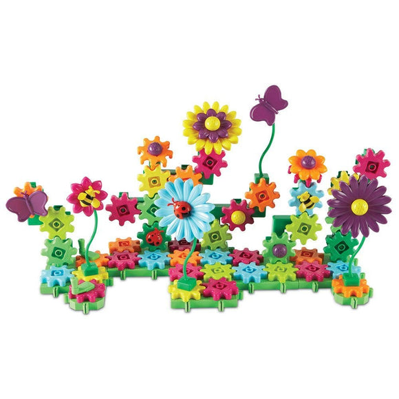 Gears! Gears! Gears!® Build & Bloom Building Set