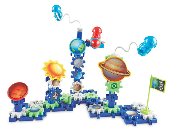 Gears! Gears! Gears!® Space Explorers Building Set