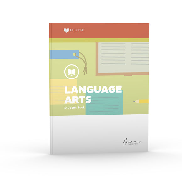 Lifepac Language Arts Grade 4 Teacher's Guide
