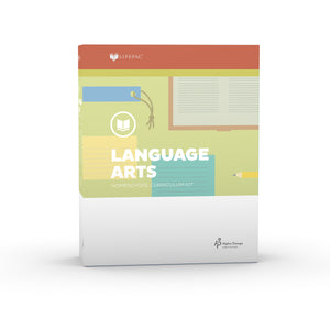 Lifepac Language Arts 5th Grade Complete Set