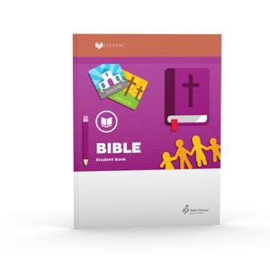 Lifepac Bible Grade 1 Teacher's Guide: Part 1