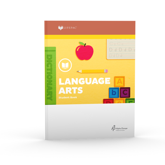 Lifepac Language Arts Grade 2 Teacher's Guide
