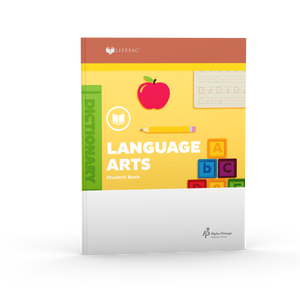 Lifepac Language Arts Kindergarten Student Book 2