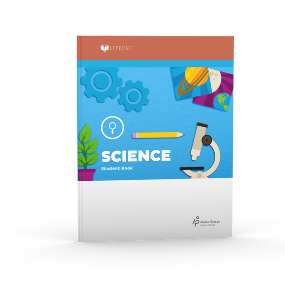 Lifepac Science Grade 1 Teacher's Guide: Part 1