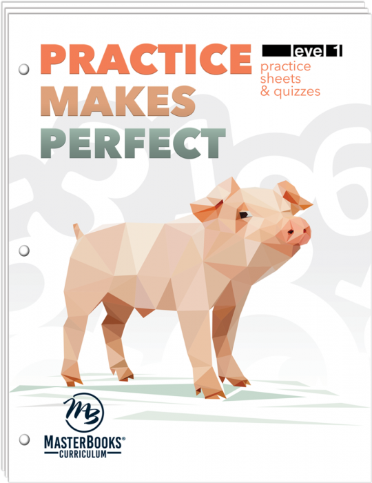 Practice Makes Perfect: Level 1