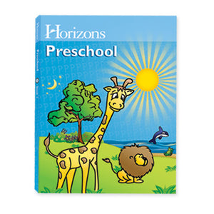 Horizons Preschool Resource Packet