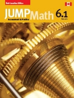 JUMP Math Student AP Book 6.1 (New Edition)
