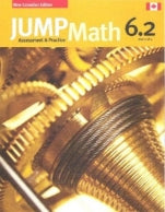 JUMP Math Student AP Book 6.2 (New Edition)