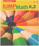 JUMP Math Student AP Book K.2 (New Edition)