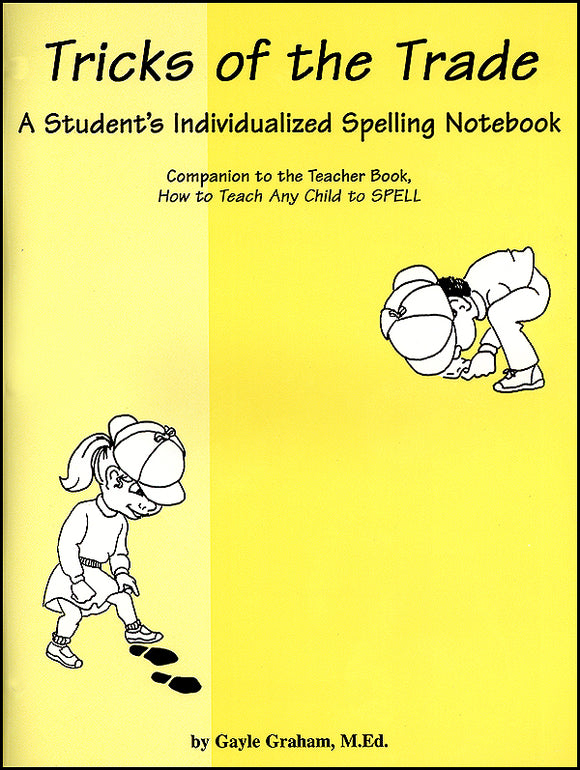 Spelling Tricks of the Trade  Student Book