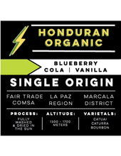 Load image into Gallery viewer, Honduran Organic