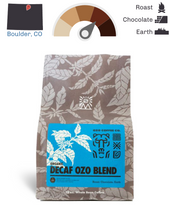 Load image into Gallery viewer, Organic Decaf Ozo Blend