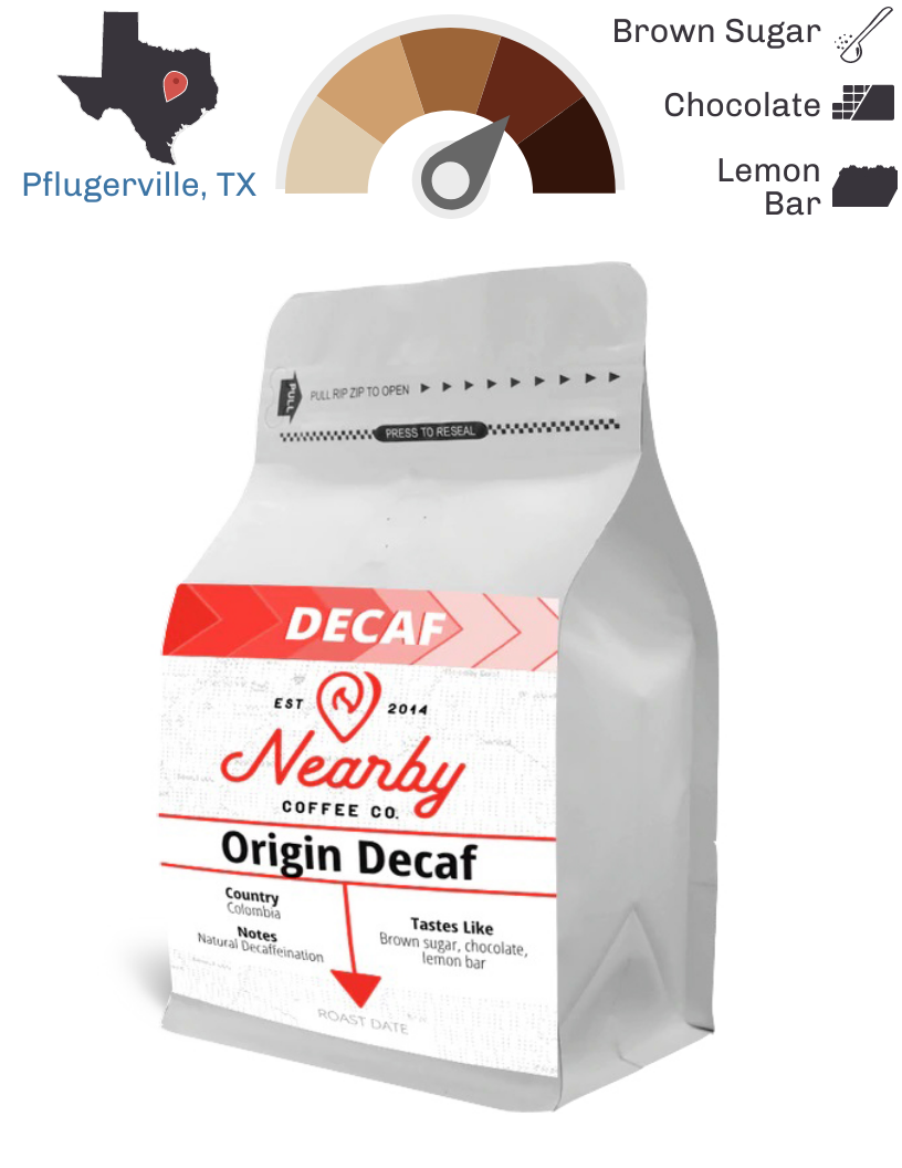 Origin Decaf