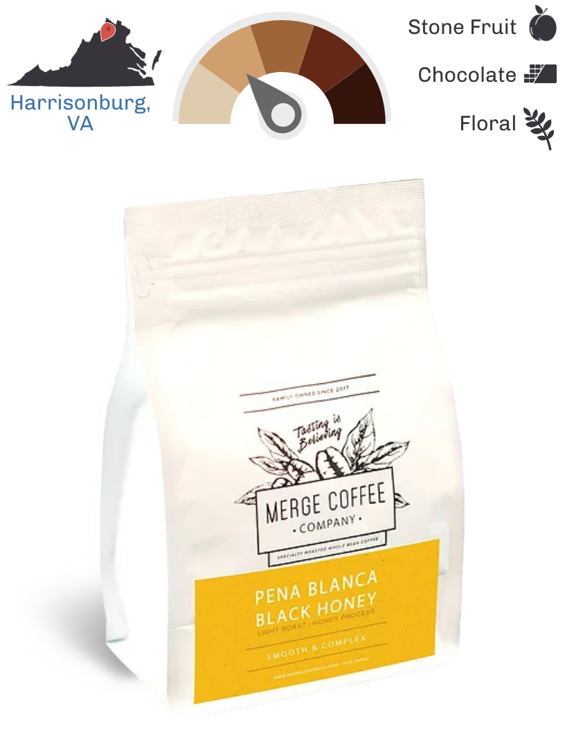 Pena Blanca Black Honey