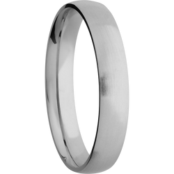 4mm Wide Ring