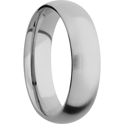 6mm Wide Ring