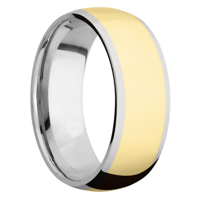 Ring with 6mm Wide Inlay