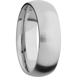 7mm Wide Ring
